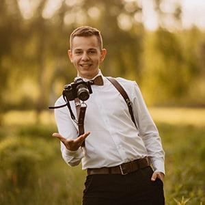 Fotograf Kacper